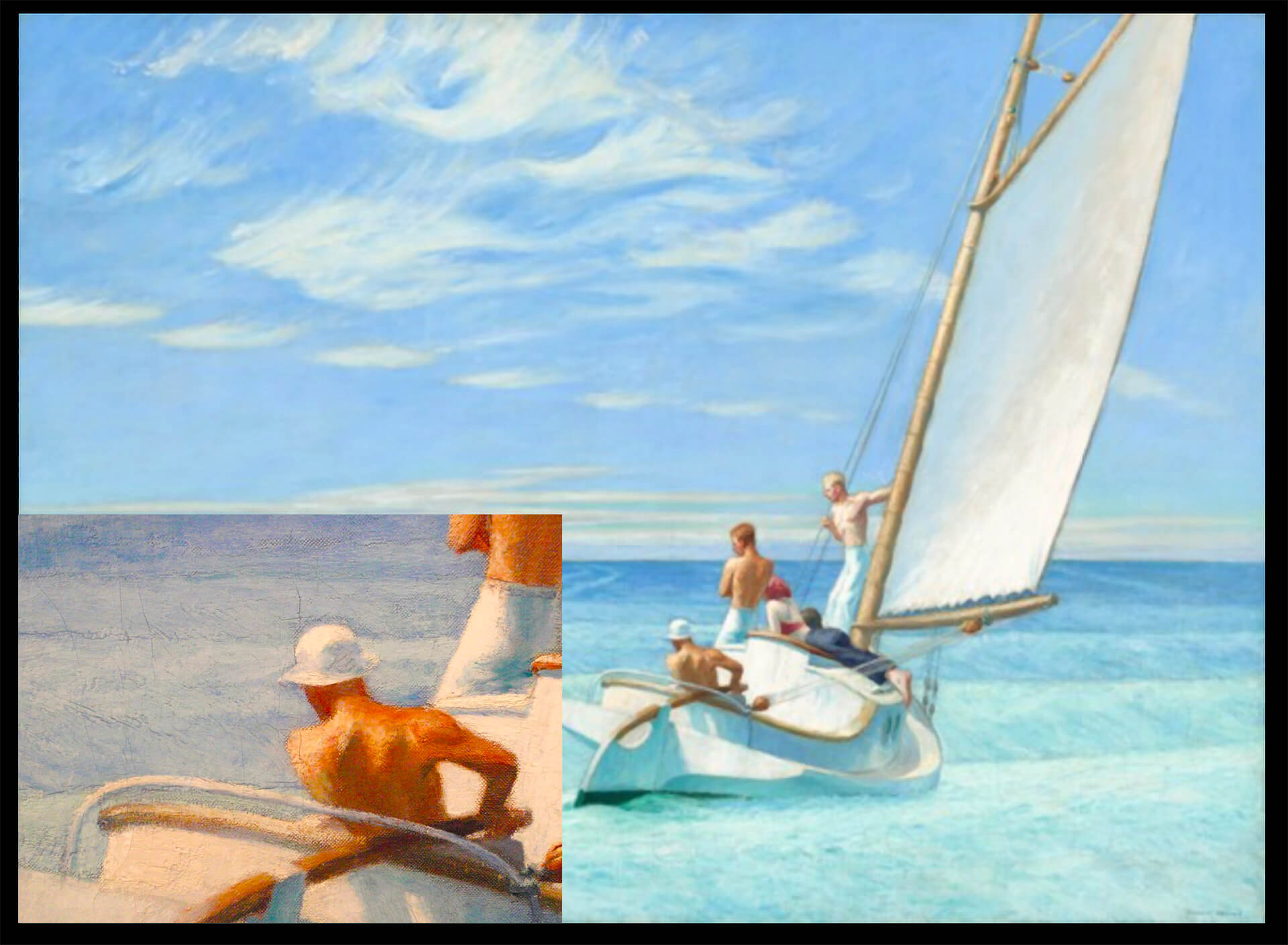 Edward Hopper - Ground Swell