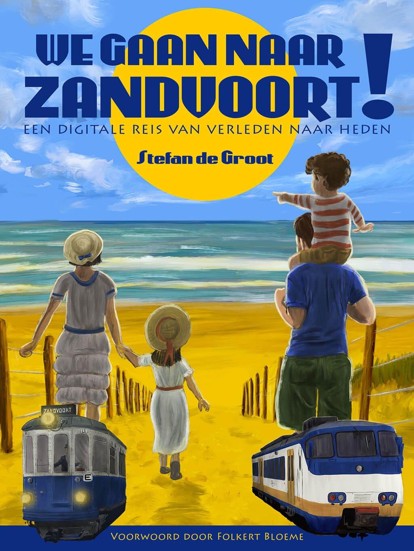 We gaan naar Zandvoort! eBoek Stefan de Groot