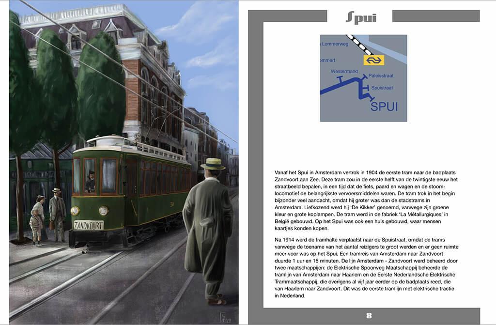 We gaan naar Zandvoort! eBoek Stefan de Groot Spui Amsterdam