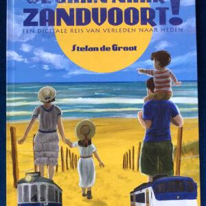 We gaan naar Zandvoort! Hardcover Stefan de Groot