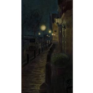 Op naar de Olyphant van schilderij Stefan de Groot