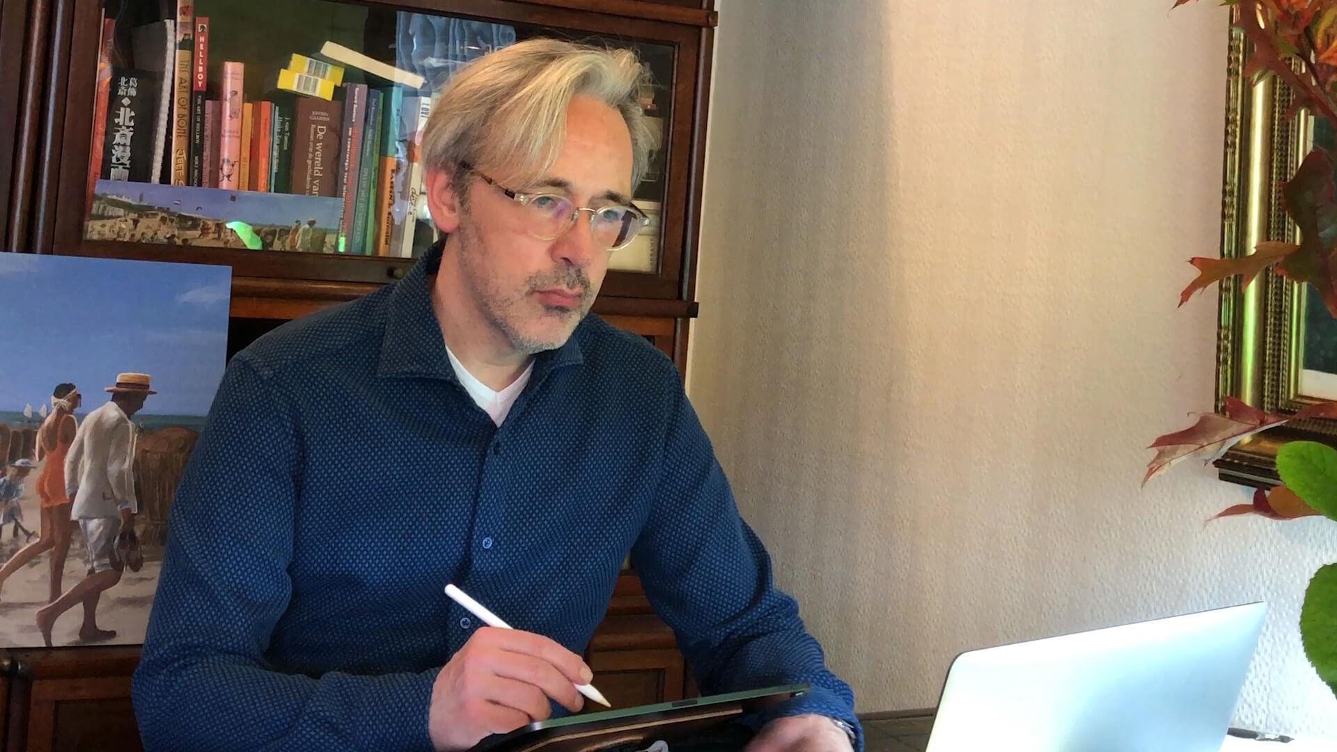 Stefan de Groot digitaal kunstenaar
