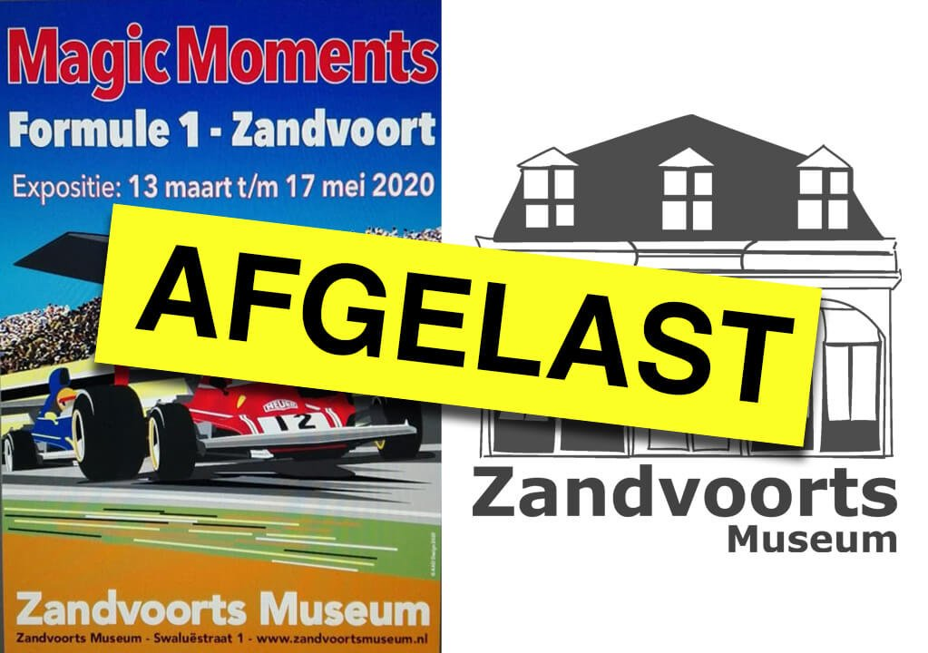 Magic Moments tentoonstelling afgelast