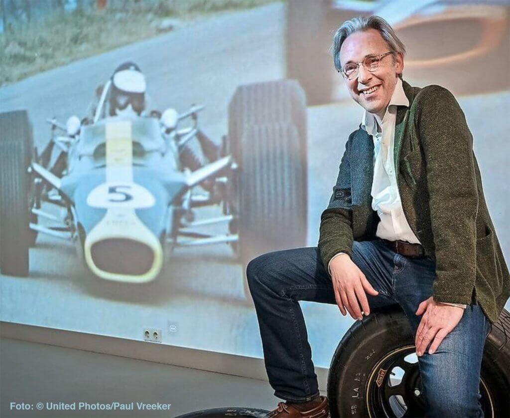 Stefan de Groot F1 3D Sound Experience