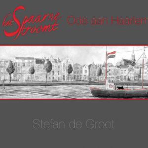 Poster Het Spaarne Stroomt - Ode aan Haarlem