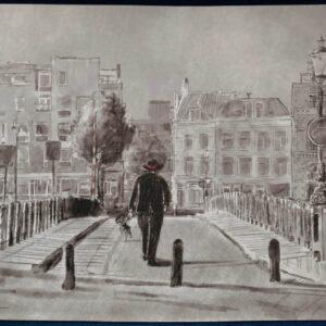 Haarlem Gerrit van Dijk Melkbrug